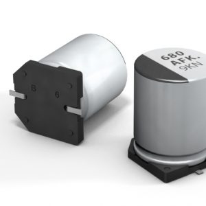 CAPACITORS - ELECTROLYTIC (SMT)